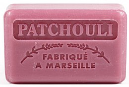 "Parfémy, Parfumerie, kosmetika Marselské mýdlo "" Pačuli"" - Foufour Savonnette Marseillaise Patchouli"