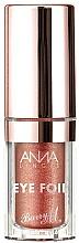 Parfémy, Parfumerie, kosmetika Perleťové oční stíny - Barry M Anna Lingis Eye Foil