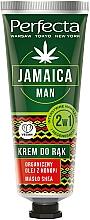 Parfémy, Parfumerie, kosmetika Krém na ruce - Perfecta Jamaica Man Hand Cream