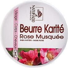 """Parfémy, Parfumerie, kosmetika Olej na obličej a tělo """"Šípky a bambucké máslo"""" - Naturado Musk Rose & Shea Butter"""