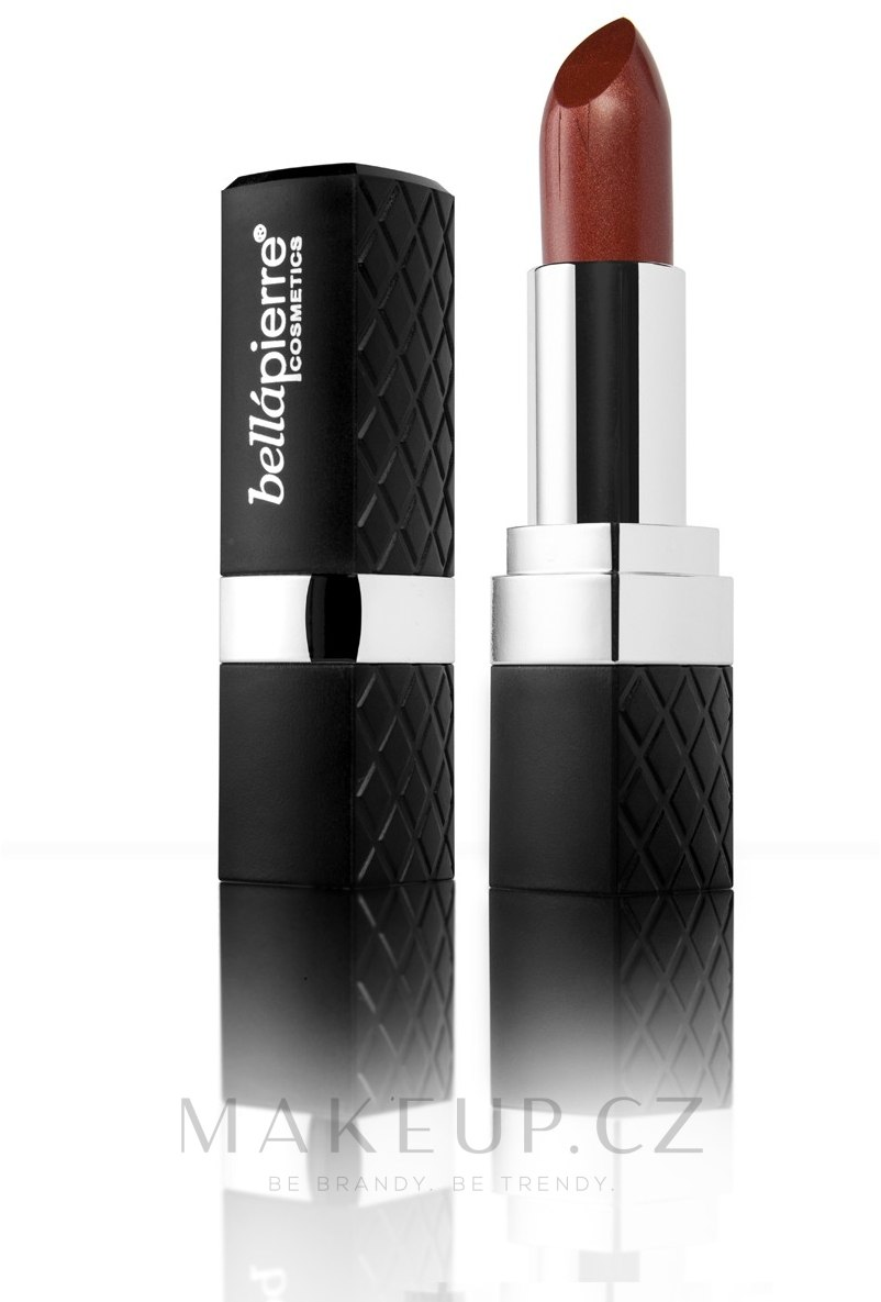 Minerální rtěnka - Bellapierre Mineral Lipstick — foto Luminous