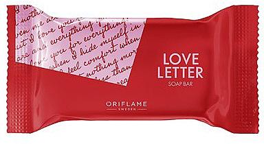 Mýdlo Milostný dopis - Oriflame Love Letter Soap