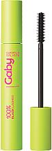 Parfémy, Parfumerie, kosmetika Prodlužující řasenka - Gabriella Salvete Gaby 100% Black Lashes Mascara