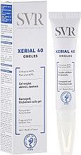 Parfémy, Parfumerie, kosmetika Gel na poškozené nehty SVR Xérial 40 Ongless Gel - SVR Xerial 40 Ongles Gel