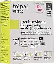 Parfémy, Parfumerie, kosmetika 4-stupňová péče pro zesvětlení pokožky - Tolpa Estetic 4 Step Intensive Treatment Care