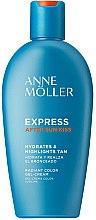 Parfémy, Parfumerie, kosmetika Gel krém na tělo po opalování - Anne Moller Express After Sun Kiss