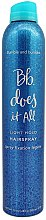 Parfémy, Parfumerie, kosmetika Lak na vlasy - Bumble and Bumble Does It All Light Hold Hairspray