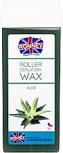 """Parfémy, Parfumerie, kosmetika Vosk pro depilaci v náplní """"Aloe"""" - Ronney Wax Cartridge Aloe"""