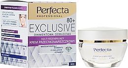 Parfémy, Parfumerie, kosmetika Regenerační krém proti vráskám - Perfecta Exclusive Face Cream 80+