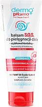 Parfémy, Parfumerie, kosmetika Tělové mléko - Dermo Pharma S.O.S. Skin Repair Expert