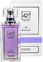 Parfémy, Parfumerie, kosmetika 42° by Beauty More VI Sophistiquee Pour Femme - Parfémovaná voda