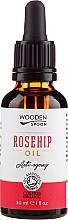 Parfémy, Parfumerie, kosmetika Šípkový olej - Wooden Spoon Rosehip Oil