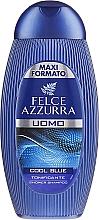 Šampon a sprchový gel Coll Blue - Paglieri Felce Azzurra Shampoo And Shower Gel For Man — foto N3