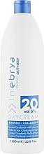 Parfémy, Parfumerie, kosmetika Oxidační krém Safír-kolagen 20, 6% - Inebrya Bionic Activator Oxycream 20 Vol 6%