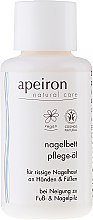 Parfémy, Parfumerie, kosmetika Olej na ruce a nehty - Apeiron Nail Bed Oil
