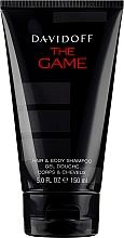 Parfémy, Parfumerie, kosmetika Davidoff The Game - Sprchový gel
