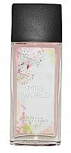 Parfémy, Parfumerie, kosmetika Vittorio Bellucci Miss World - Parfémovaný deodorant