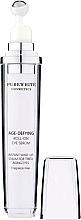 Parfémy, Parfumerie, kosmetika Oční sérum - Pure White Cosmetics Age-Defying Roll-on Eye Serum