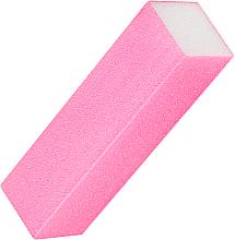 Parfémy, Parfumerie, kosmetika Brusný blok na nehty, 240 růžový - NeoNail Professional