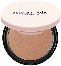 Parfémy, Parfumerie, kosmetika Bronzující pleťový pudr - Estelle & Thild BioMineral Healthy Glow Sun Powder