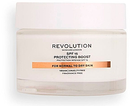 Parfémy, Parfumerie, kosmetika Hydratační krém s SPF15 pro normální až suchou pleť - Revolution Skincare Moisturizing Cream SPF15