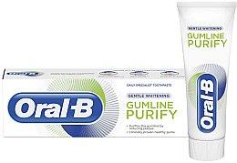 Parfémy, Parfumerie, kosmetika Zubní pasta - Oral-B Gumline Purify Gentle Whitening Toothpaste