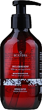 Parfémy, Parfumerie, kosmetika Tekuté mýdlo Čistá voda - Scandia Cosmetics Spring Water Soap