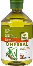 Parfémy, Parfumerie, kosmetika Posilující šampon na vlasy s extraktem kořenů calamus - O'Herbal