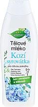 Parfémy, Parfumerie, kosmetika Lotion na tělo - Bione Cosmetics Goat Milk Body Lotion