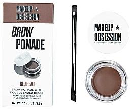 Parfémy, Parfumerie, kosmetika Pomáda na obočí - Makeup Obsession Brow Pomade