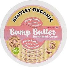 Parfémy, Parfumerie, kosmetika Krémové máslo proti striím - Bentley Organic Bump Butter
