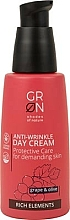 Parfémy, Parfumerie, kosmetika Denní pleťový krém - GRN Rich Elements Grape & Olive Day Cream