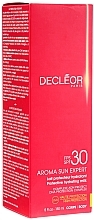 Parfémy, Parfumerie, kosmetika Hydratační tělové ochranné mléko SPF30 - Decleor Aroma Sun Expert Protective Hydrating Milk SPF30