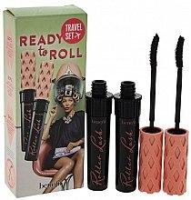 Parfémy, Parfumerie, kosmetika Sada - Benefit Ready To Roll Mascara Set (mascara/4gx2)