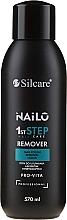 Parfémy, Parfumerie, kosmetika Odlakovač na nehty bez acetonu - Silcare Nailo Pro-Vita
