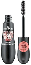 Parfémy, Parfumerie, kosmetika Řasenka - Essence Bye Bye Panda Eyes! Smudge-Proof Volumizing And Defining Mascara