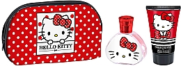 Parfémy, Parfumerie, kosmetika Koto Parfums Hello Kitty Baby - Sada (edt/50ml + b/lot/50ml + pouch)