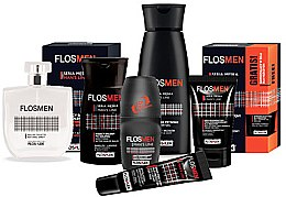 Obnovující krém proti vráskám pro muže - Floslek Flosmen Revitalizing Anti-Wrinkle Cream For Men — foto N2