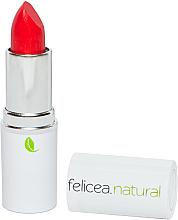 Parfémy, Parfumerie, kosmetika Přírodní rtěnka - Felicea Natural Lipstick