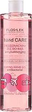 Parfémy, Parfumerie, kosmetika Antibakteriální gel na ruce s růží a pivoňkou - Floslek Hand Care Caring Hand Gel