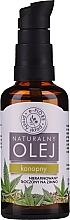 Parfémy, Parfumerie, kosmetika Konopný olej s dávkovačem - E-Fiore Natural Oil
