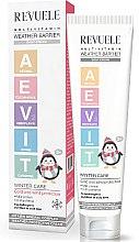 Parfémy, Parfumerie, kosmetika Dětský krém před špatným počasím - Revuele Winter Care Aevit Baby Crem