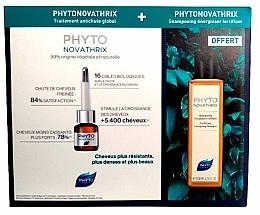 Parfémy, Parfumerie, kosmetika Sada - Phyto Novathrix (h/ser/12x3,5ml + h/shm/200ml)