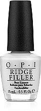 Parfémy, Parfumerie, kosmetika Lak na nehty korigující nerovnosti - O.P.I Ridge Filler
