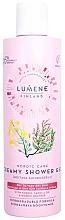 Parfémy, Parfumerie, kosmetika Zjemňující krémový sprchový gel pro citlivou pokožku - Lumene Nordic Care Creamy Shower Gel