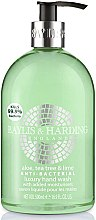Parfémy, Parfumerie, kosmetika Tekuté mýdlo na ruce - Baylis & Harding Aloe, Tea Tree and Lime Hand Wash