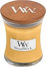 Parfémy, Parfumerie, kosmetika Vonná svíčka ve sklenici - WoodWick Oat Flower Candle
