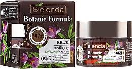 Hydratační krém na obličej - Bielenda Botanic Formula Hemp Oil + Saffron Moisturizing Cream — foto N1