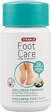 Parfémy, Parfumerie, kosmetika Přípravek na přípravu léčivých koupelí nohou - Titania Wellness Foot Bath