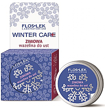 """Parfémy, Parfumerie, kosmetika Vazelína na rty """"Zimní péče"""" - Floslek Winter Care"""